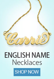 English_Name_Necklaces